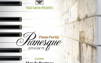 "[JI Exclusive] Yossi Green ""PIANESQUE"" ft. Mendy Portnoy"