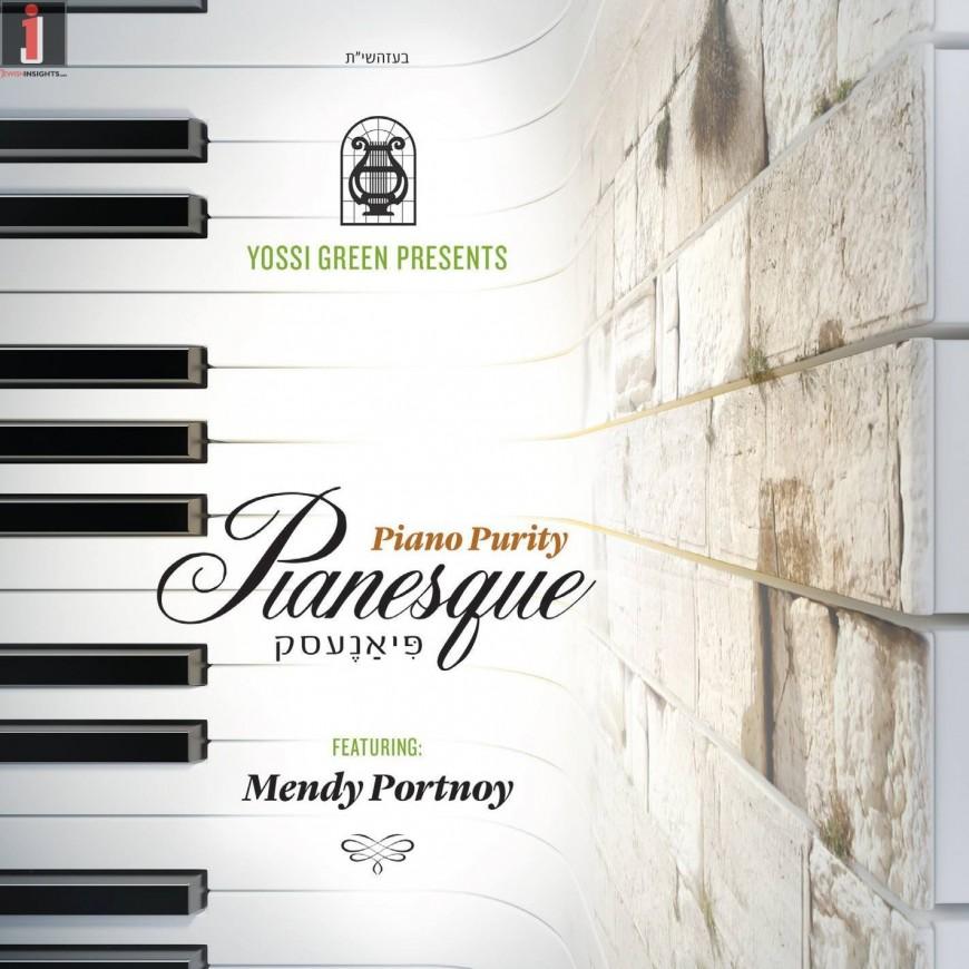 "[JI Exclusive] Yossi Green ""PIANESQUE"" ft. Mendy Portnoy"