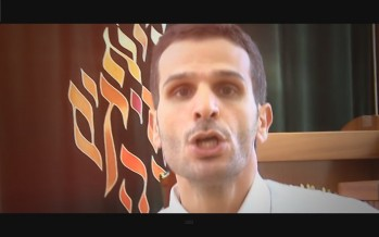 "Asaf Shefer Release Music Video For The Hit Song ""Rabbi Chananya"""
