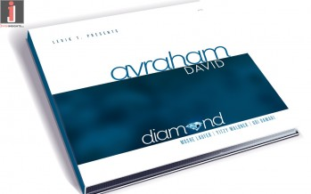 "Avraham David Releases His Debut Album ""Yahalom/Diamond"""