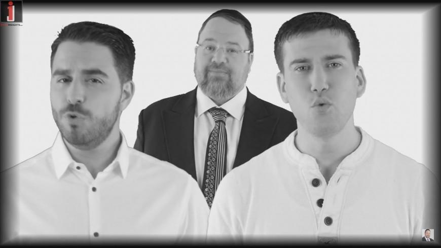 """Shavim"" (Eili Botner) Nati Shayish & Aviram Shokron Host Avremi Roth [Music Video]"