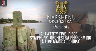 Nafshenu Orchestra Presents: Chaim Dovid Berson & Zemiros Group