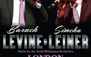 LEVINE & LEINER WORLD TOUR ANNOUNCED!