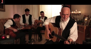 Rabbi Baruch Chait – Light A Shabbos Candle [Music Video]