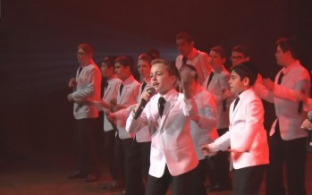 'UT UT' IN CONCERT – YERACHMIEL BEGUN & THE MIAMI BOYS CHOIR