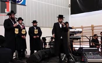 "Malchus Choir & Areleh Samet Sing ""Yivadah Ba'Goyim"""