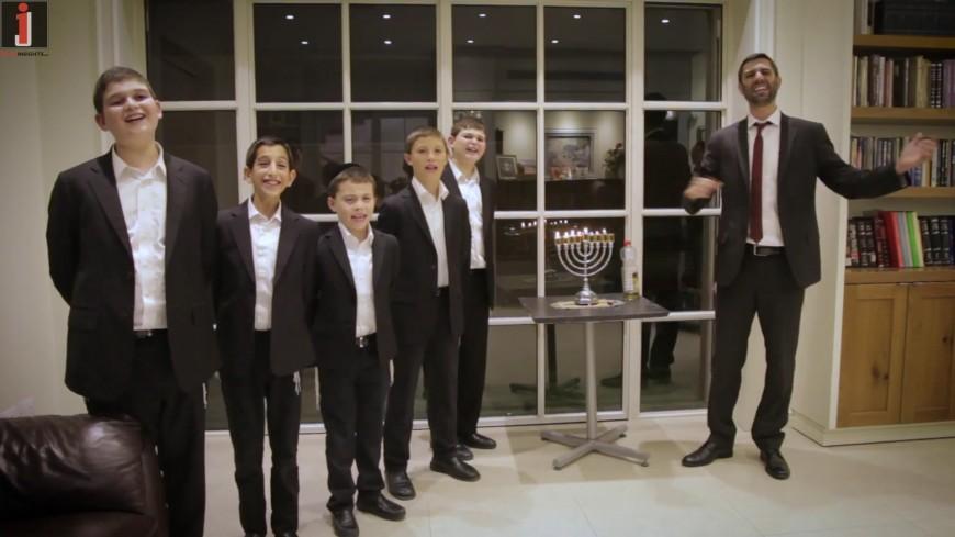 Ari Goldwag & Sheves Chaverim – Shir Ushvacha – Hanukkah