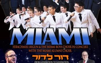 This Chanukah: Experience Miami in LA
