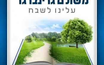R' Meshulam Greenberger – Aleinu Leshabeach