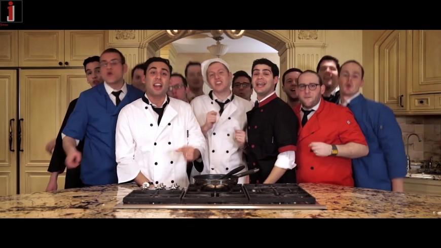 The Maccabeats – Latke Recipe – Hanukkah