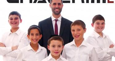 Ari Goldwag Presents: Sheves Chaverim 2