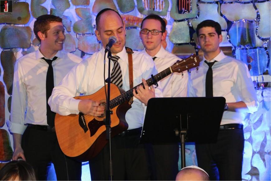 Cantor Netanel Hershtik Album Release Concert with Special Guest Maccabeats
