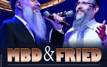 LeilShishi IV: MBD & FRIED