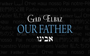 "Gad Elbaz Releases New Single ""AVINU"""