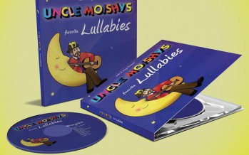 Suki & Ding present, the first ever Uncle Moishy Lullabies CD is finally here!
