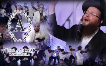 """The A Team """"Riboin Haolamim"""" Feat: Shloime Daskal & The Meshorerim"""