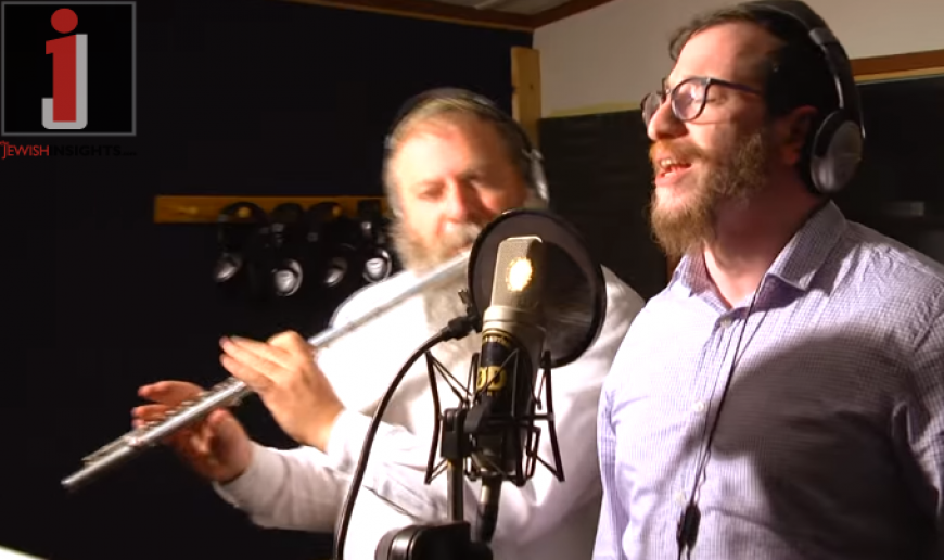 A Huge Chanukah Hit Featuring Great Chasidic Singers