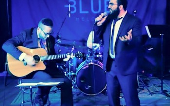 One Night in Brooklyn… Blue Melody – Boruch Sholom – Yedidim Choir
