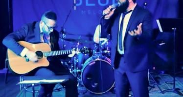 One Night in Brooklyn… Blue Melody – Boruch Sholom – Yedidim Choir