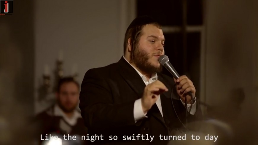 Crack of Dawn (MBD) – Levy Falkowitz and The Shira Choir
