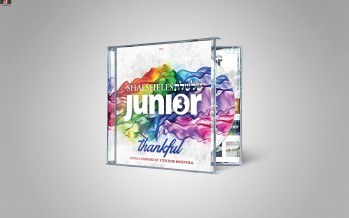 Shalsheles Junior 3 – Thankful: In Stores Now