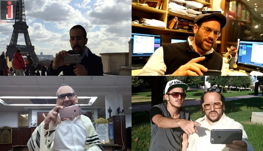 "Jewish Singers From Across The Globe Unite & Declare ""Je Suis Juif Ani Yehudi"""