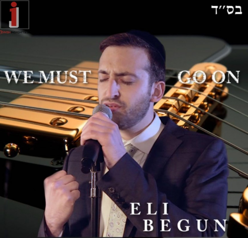 Eli Begun – We Must Go On (Official Music Video)