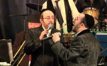 Lipa Schmeltzer & Arele Samet Bring Simchas Together With The Ruvi Banet Orchestra