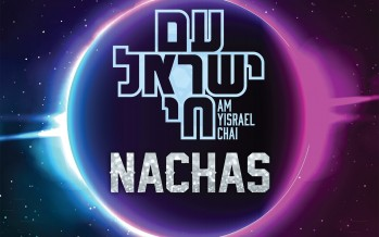 """NACHAS Releases New Single """"Am Yisrael Chai"""""""