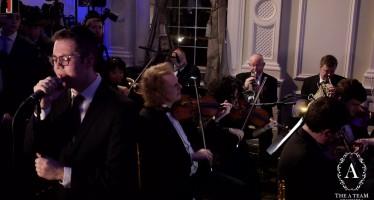 The A Team Orchestra – 'Tfilat Ha'av' Feat: Simcha Leiner & The Shira Choir