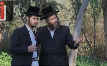 """Dudi Kalish & Ari Hill """"Eishes Chayil"""""""