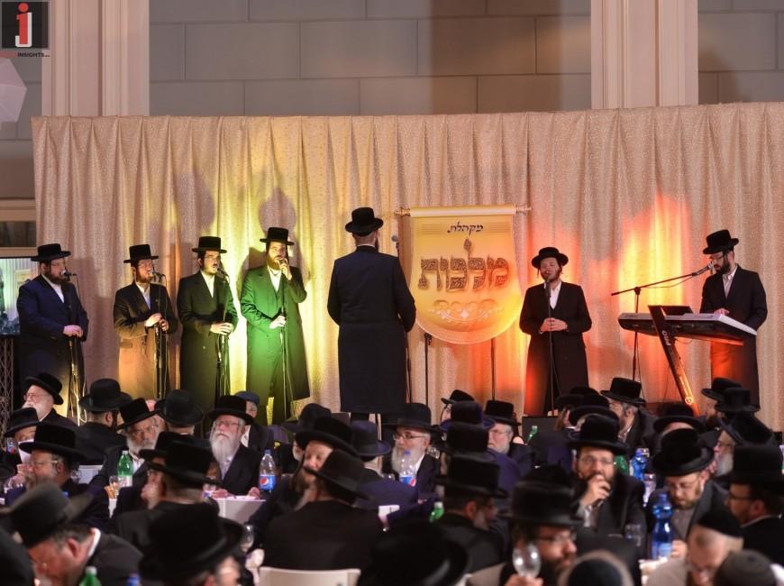 """Zanvil Weinberger & Malchus Choir """"Im Matzasi Chein B'Einecha Ha'Melech"""""""