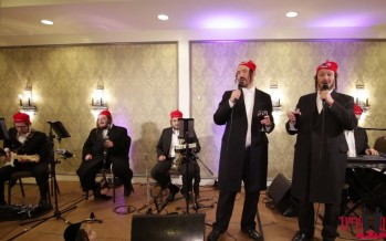 Achim Freund & Yanky Briskman – Purim Medley