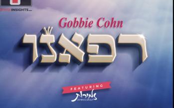 "Gobbie Cohn Releases New Single ""Refaeinu"""