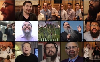 Jewish Music World Unites to Sing with Yitzi: