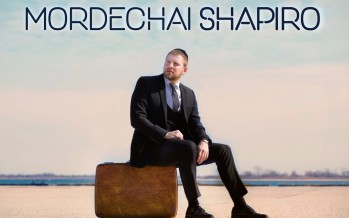 Mordechai Shapiro to Release Debut Album – Kol Haderech [Audio Sampler]
