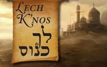 "Zevi Kaufman Releases New Single For Purim ""LECH K'NOS"" Feat. Moshe Tischler"