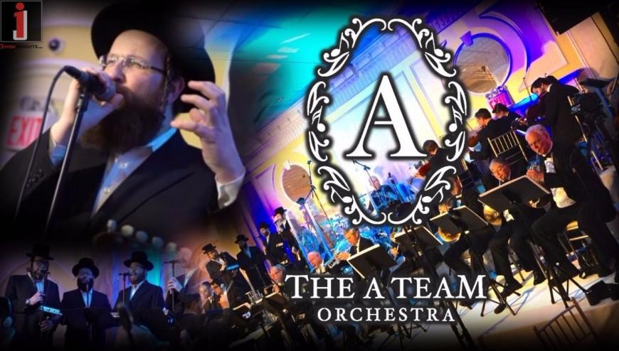 The A Team Symphony Presents:  Shtar Hatnoim  Feat. Shloime Daskal & The Shira Choir