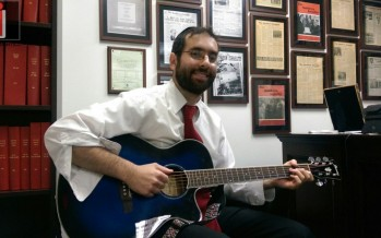 Rabbi Jake Announces Chol Moed Concert Dates & Releases New Online Animated Series