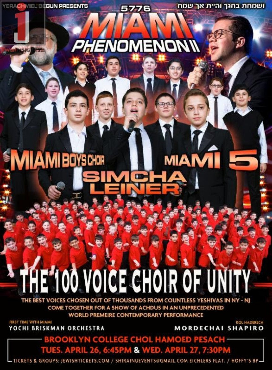 THE 100 VOICE CHOIR OF UNITY (Watch the Sneak Preview & Mini Documentary)