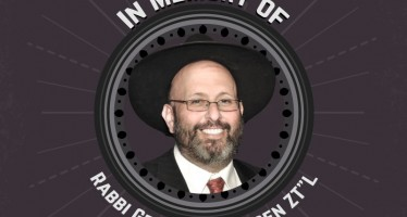 A Song in Memory of Rabbi Zeffren