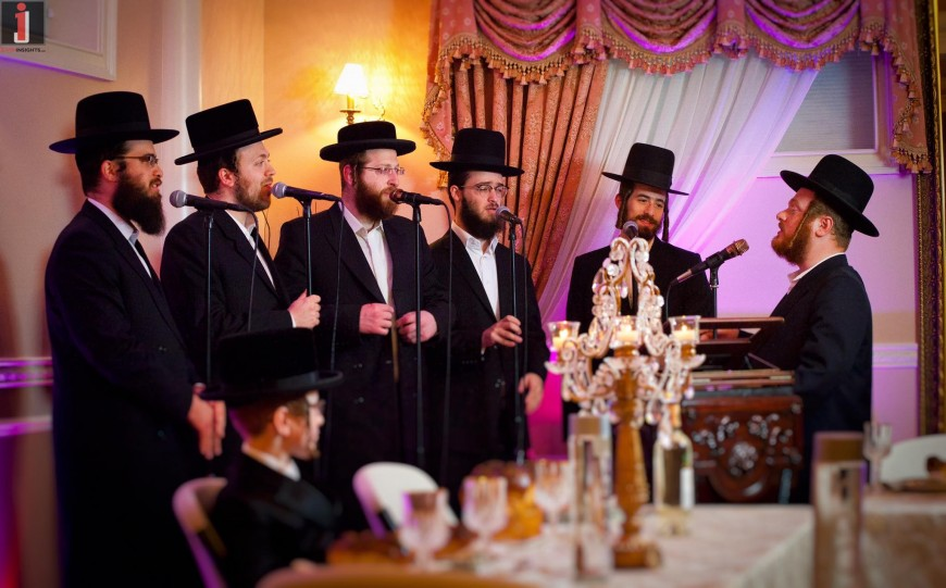 The Greatest Simcha – The Zemiros Group – Acapella