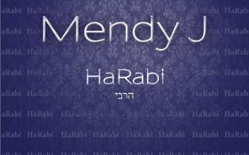 Mendy J Releases #HARABI Acapella!