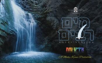 Yiddish Nacahs – Mayim Rabim [Vocal Version]