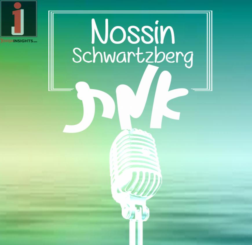 """Nossin Schwartzberg Releases Debut Single """"Emes"""""""