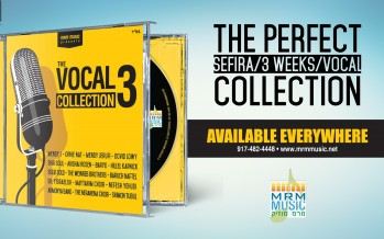 MRM Music Presents: The Vocal Collection 3 [Audio Sampler]