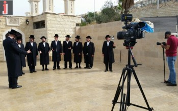 The Malchus Choir – Omar Rabbi Akiva Behind The Scenes Video