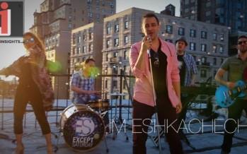 NEW SINGLE!!! Im Eshkachech – Except Saturday