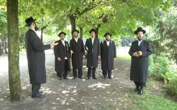 Malchus Choir & Yisroel Adler – Olam Habah