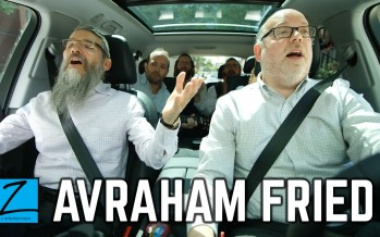 Avraham Fried Carpool Kumzitz (KaraOYke)